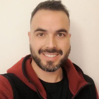 Head shot Claudio Meza-Valle